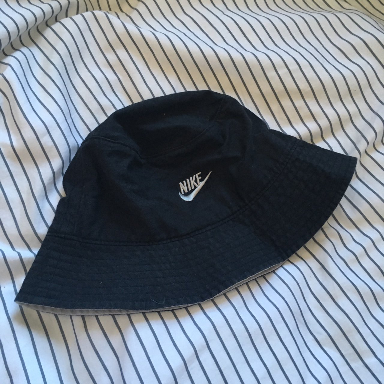 Nike Bucket Hat • Size Small • Perfect for summer and • - Depop 77cad31b520