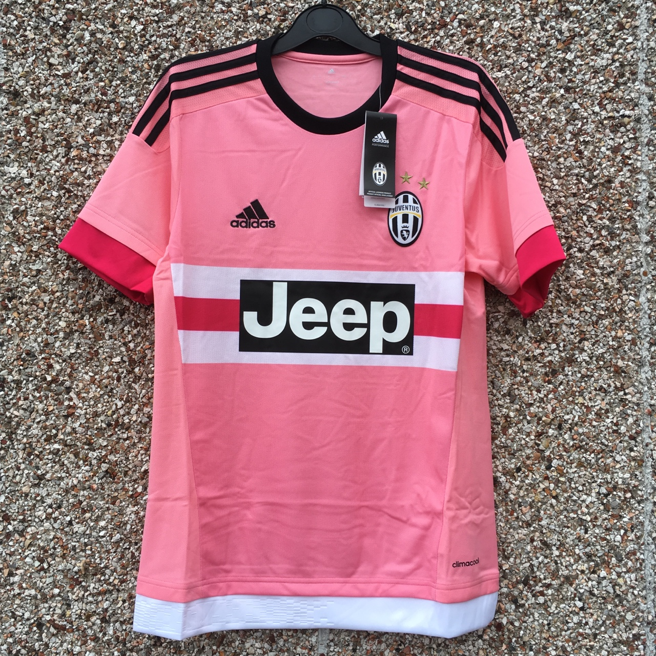 purchase cheap 61cfd ab95a DOWN TO THE LAST FEW. Official Adidas Juventus pink ...