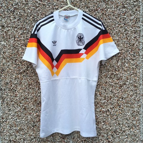 33fc60dd4bb Not for sale - I collect Germany shirts GERMANY WORLD CUP - Depop