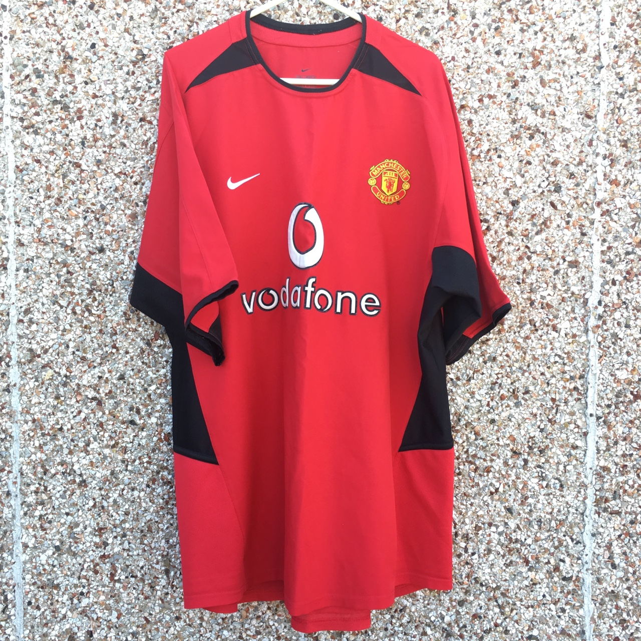 info for 22189 a61f0 Manchester United football shirt Adult large... - Depop