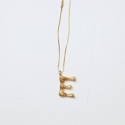 ced17d4d9ccc0b IN STOCK, AVAILABLE* Celin Letter Necklace Alphabet Name as - Depop