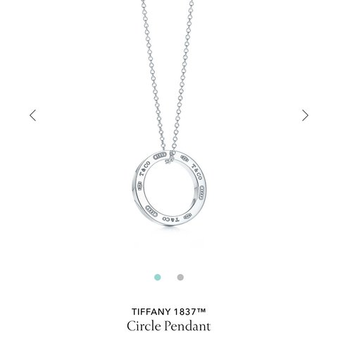 cec768f9d @alissssha. 9 months ago. Leicester, United Kingdom. Tiffany necklace 💎 in perfect  condition ...