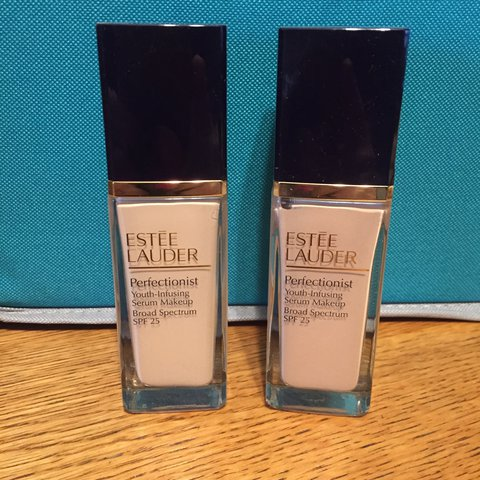 Estee Lauder Perfectionist Youth Infusing Serum Makeup Ivory Depop