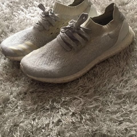 3fe51aeb4 ADIDAS ULTRA BOOST UNCAGED WHITE SIZE 9 FITS TTS