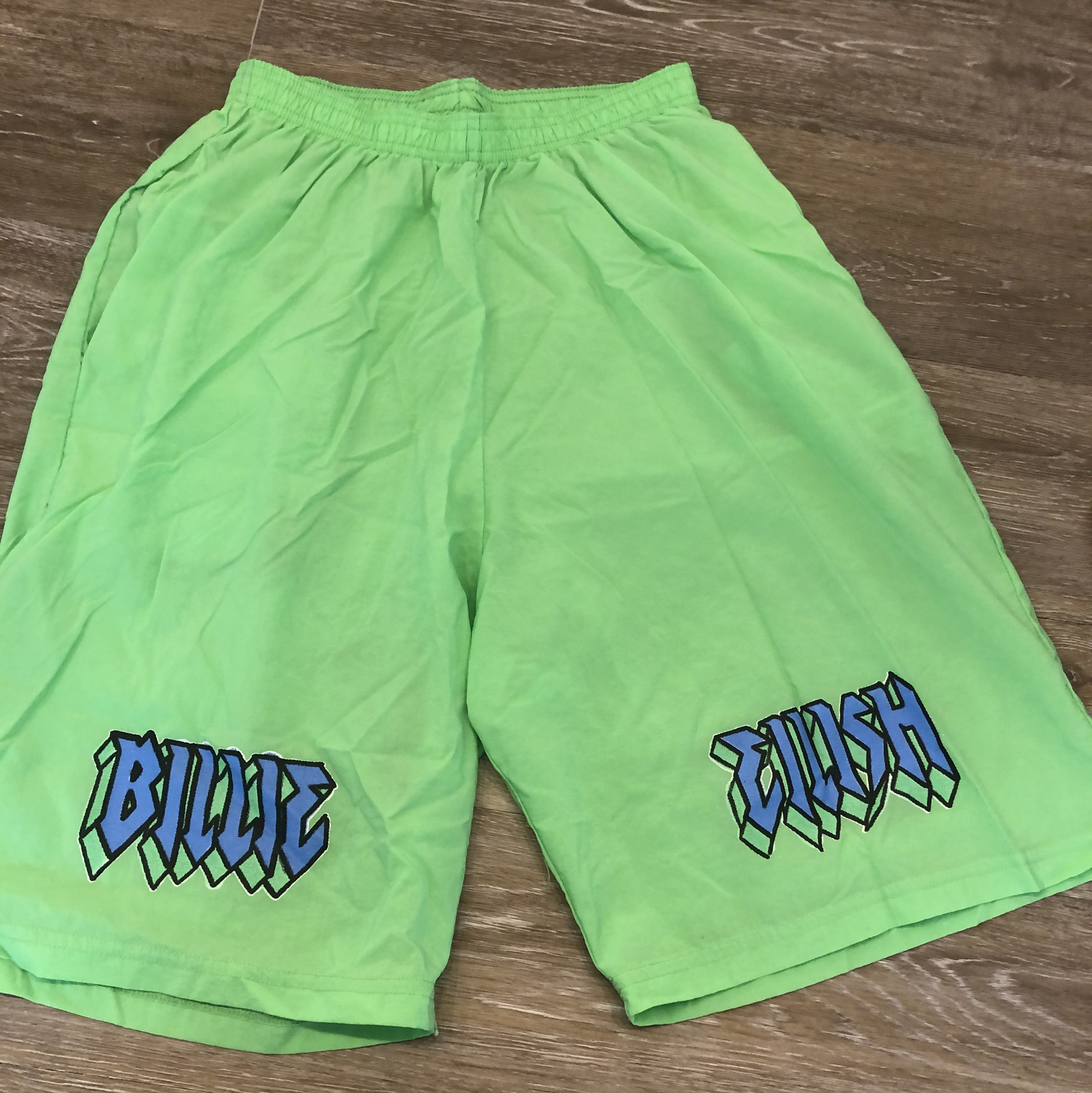 Billie Eilish Basketball Shorts Bought These At A Depop