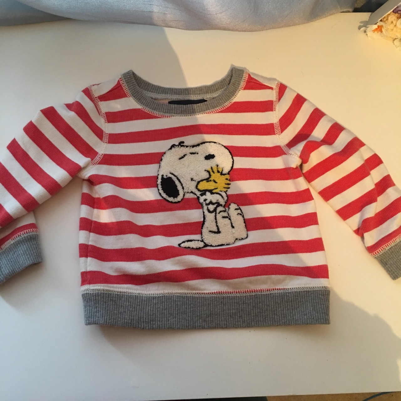 a5761d63a Gorgeous snoopy jumper in great