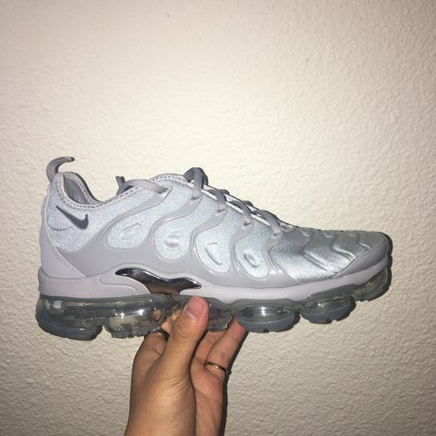 74accce777 @terenceestores. last year. Daly City, United States. Nike air vapormax  plus wolf grey ...