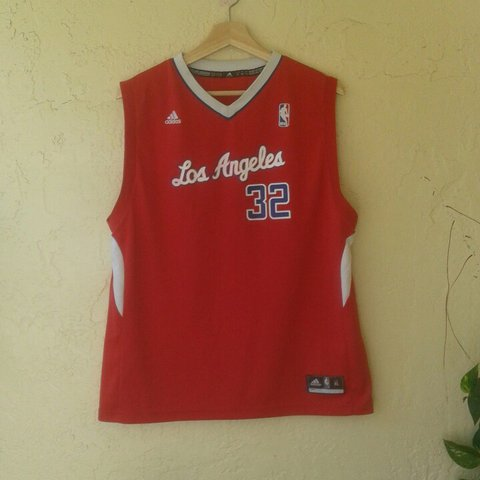 effd9ac983c @galeriedelou. last year. Miami, Miami-Dade County, United States. Blake  Griffin La Clippers Boys XL NBA adidas jersey 10/10 condition