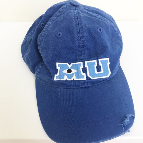 e792acee559 monsters university distressed dad cap- 0