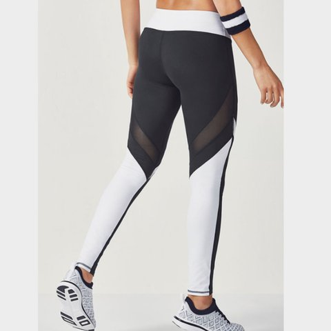 995fa6f3c6499 @vickygarcia. 2 years ago. McLean, United States. Bromean Mesh Legging from Fabletics  Brand new/Never worn