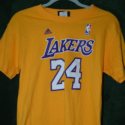 894478cee 24 kobe bryant the black mamba adidas jersey t shirt. it s - Depop