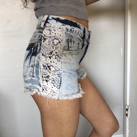 61c265fb35 @ariana1050. 10 months ago. Bakersfield, United States. Tag says boom boom  jeans but I bought them from Charlotte ...