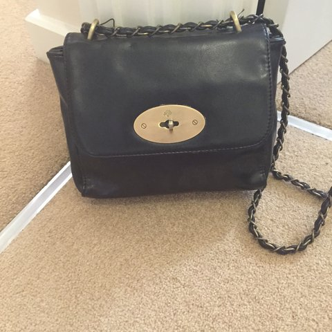 9c05363f56 Mulberry lily dupe. Faux leather. Bought for £45. Don t use - Depop