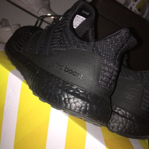 f09379d37 Adidas UltraBOOST 3.0 triple black 🔥 Excellent condition