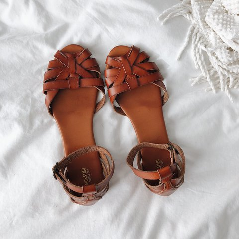35dbeb8adc6 Target sandals. Gently used. Super cute. - Depop