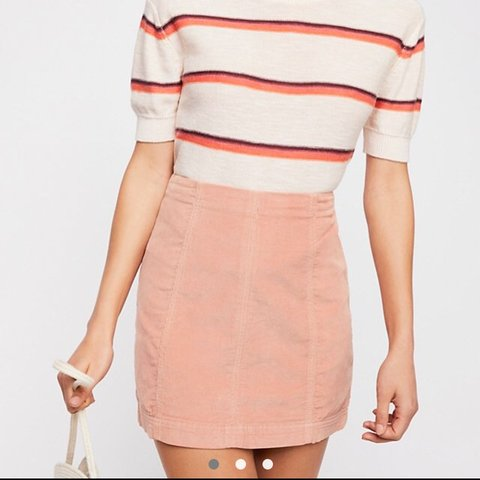 3a4429c92 @fkers_. 2 months ago. Westminster, United States. Free People modern femme  cord mini