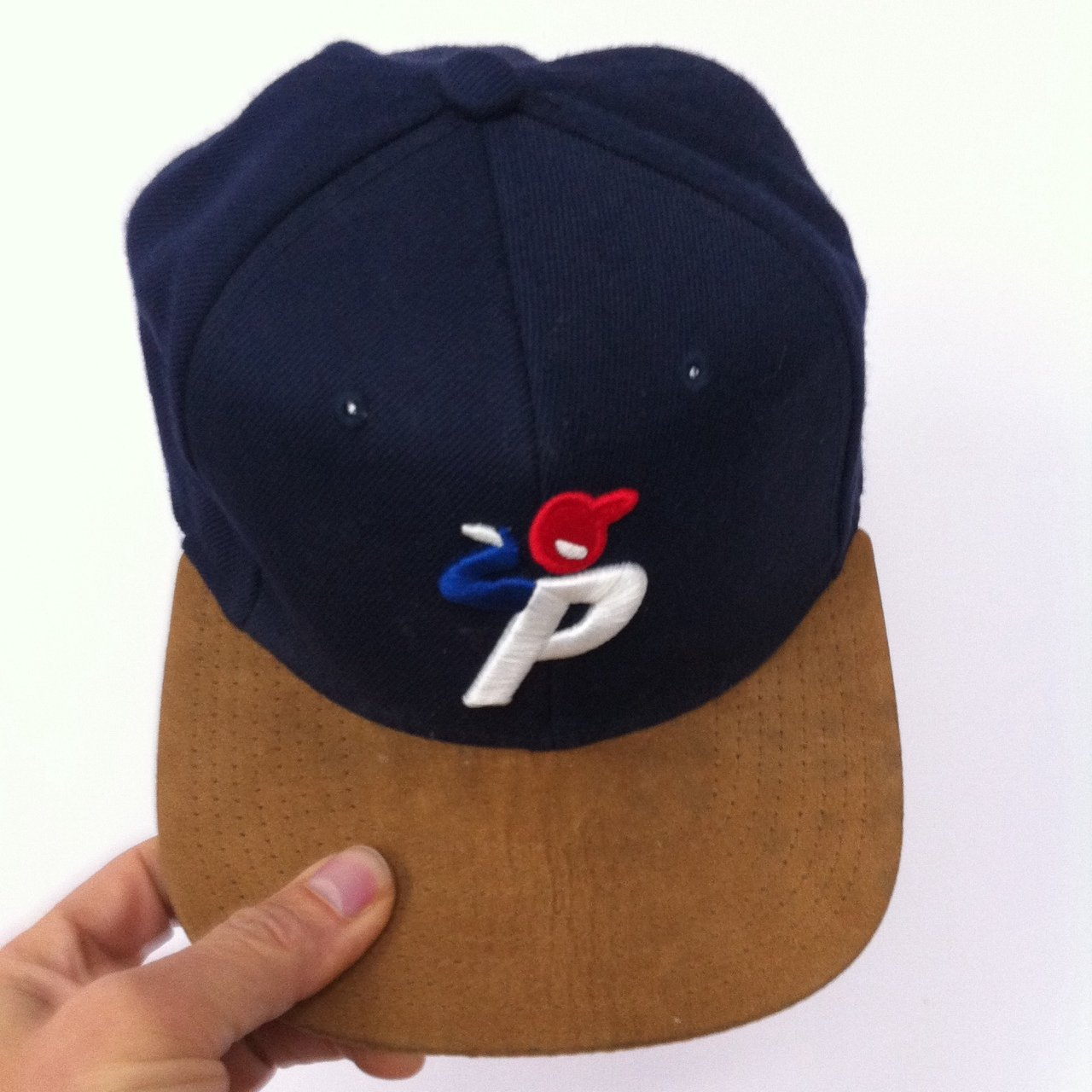 a1fb1b1a294 Just found this Palace baseball cap in my wardrobe😳😳in and - Depop