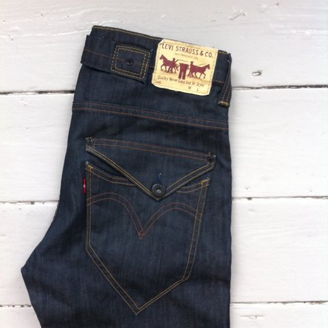 e1674b3c182 @weargarsonclothing. 3 months ago. London, UK. Levis 503 loose fitting jeans  ...