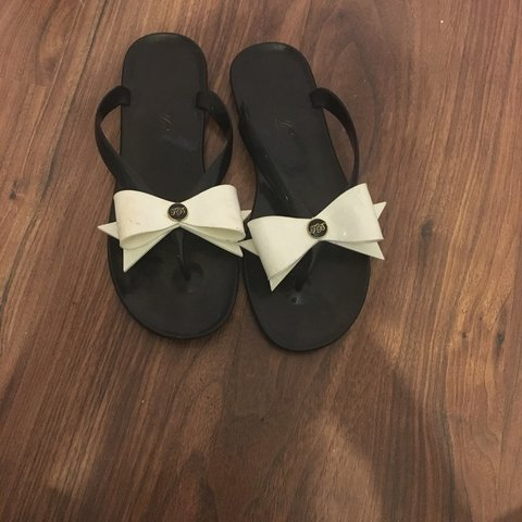 c933b8d76192 Ted baker sandals. Perfect for holiday.  bows  tedbaker - Depop
