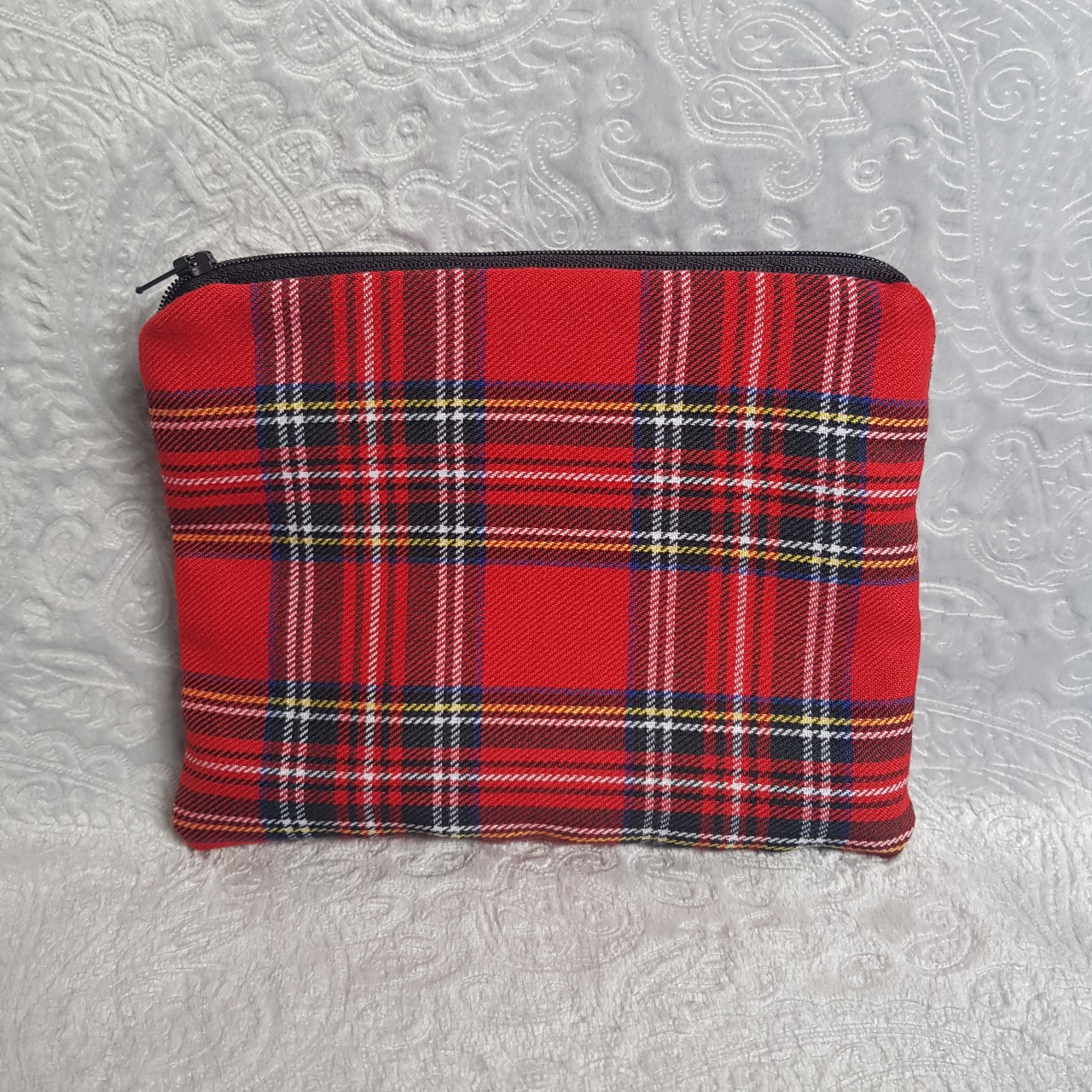 bag/pencil case made from... - Depop