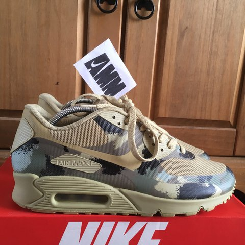 best sneakers 89c39 be51c @airmaxmarket. 2 years ago. Ipswich, United Kingdom. Nike Air Max 90  Hyperfuse Italy Country Camo Pack