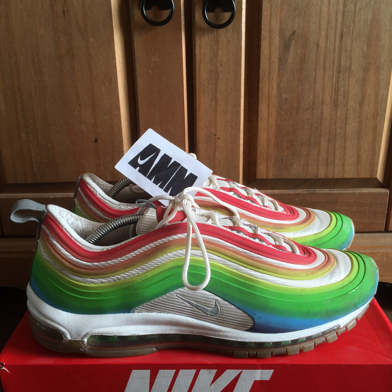 nike air max 97 lux rainbow