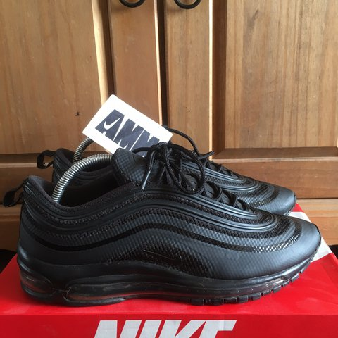 00e9d025377c43 ... norway nike air max 97 hyperfuse black size 8uk condition 8 10 og depop  78fef 73e7a