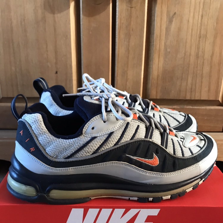 newest 0cfe5 2c71a Nike Air Max 98 JD Exclusive Size: 11uk Condition:... - Depop