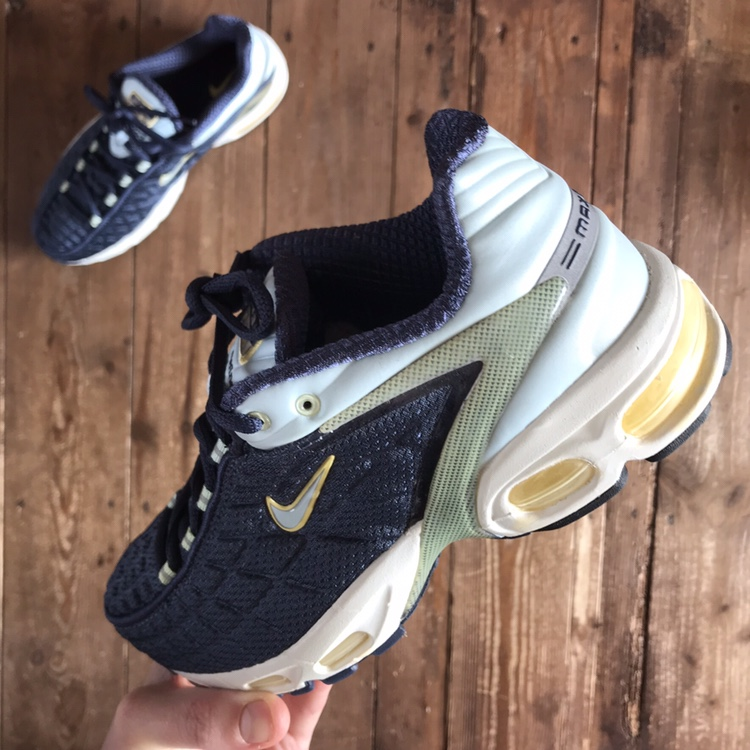 premium selection 2fd37 ee920 Nike Air Max Tailwind 5 Size: 5.5uk Condition: 10/10... - Depop