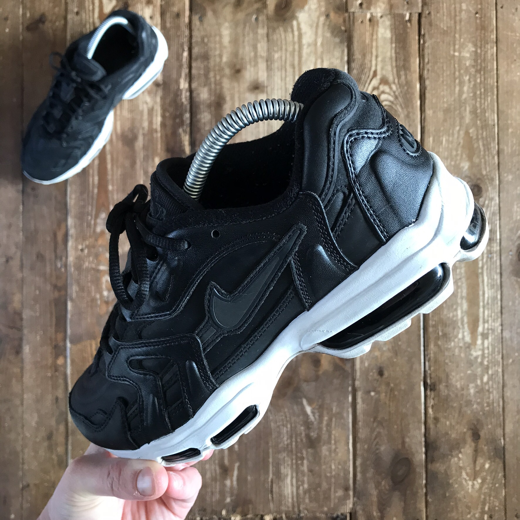 classic styles pretty cheap outlet on sale Nike Air Max 96 ii xx Black Size: 6uk Condition:... - Depop