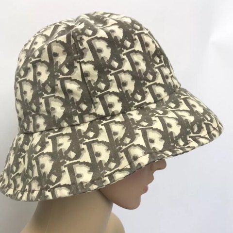 2539bb1c4d7 Vintage Dior trotter bucket hat. Pre-owned. Great condition