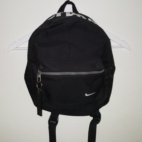 644658db8a Nike mini base backpack About 14 inches in length 9 10 work - Depop