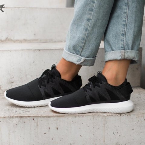 huge discount 0d6ef f3f6a Almost new Adidas Tubular Viral- 0