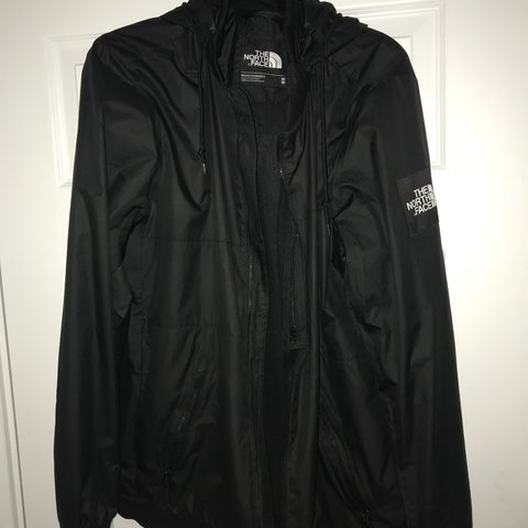 The north face TNF black label Denali Diablo Jacket Size   - Depop 0532aacd08fc