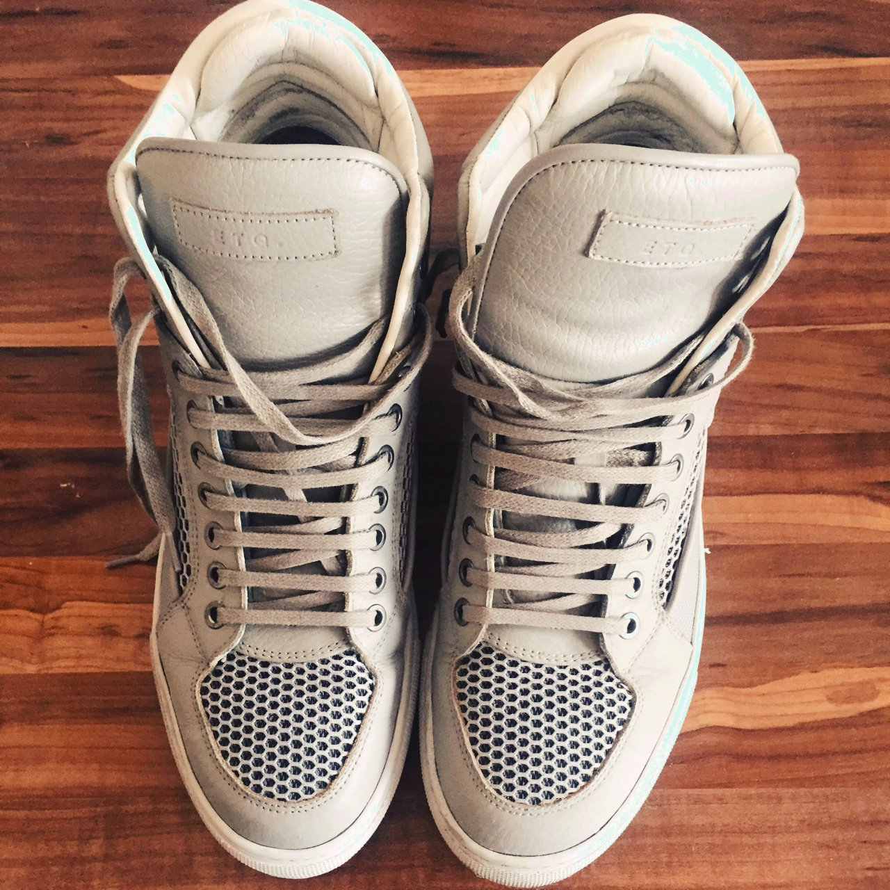 ETQ High Top trainers UK - 9 9d0dc9f6b450