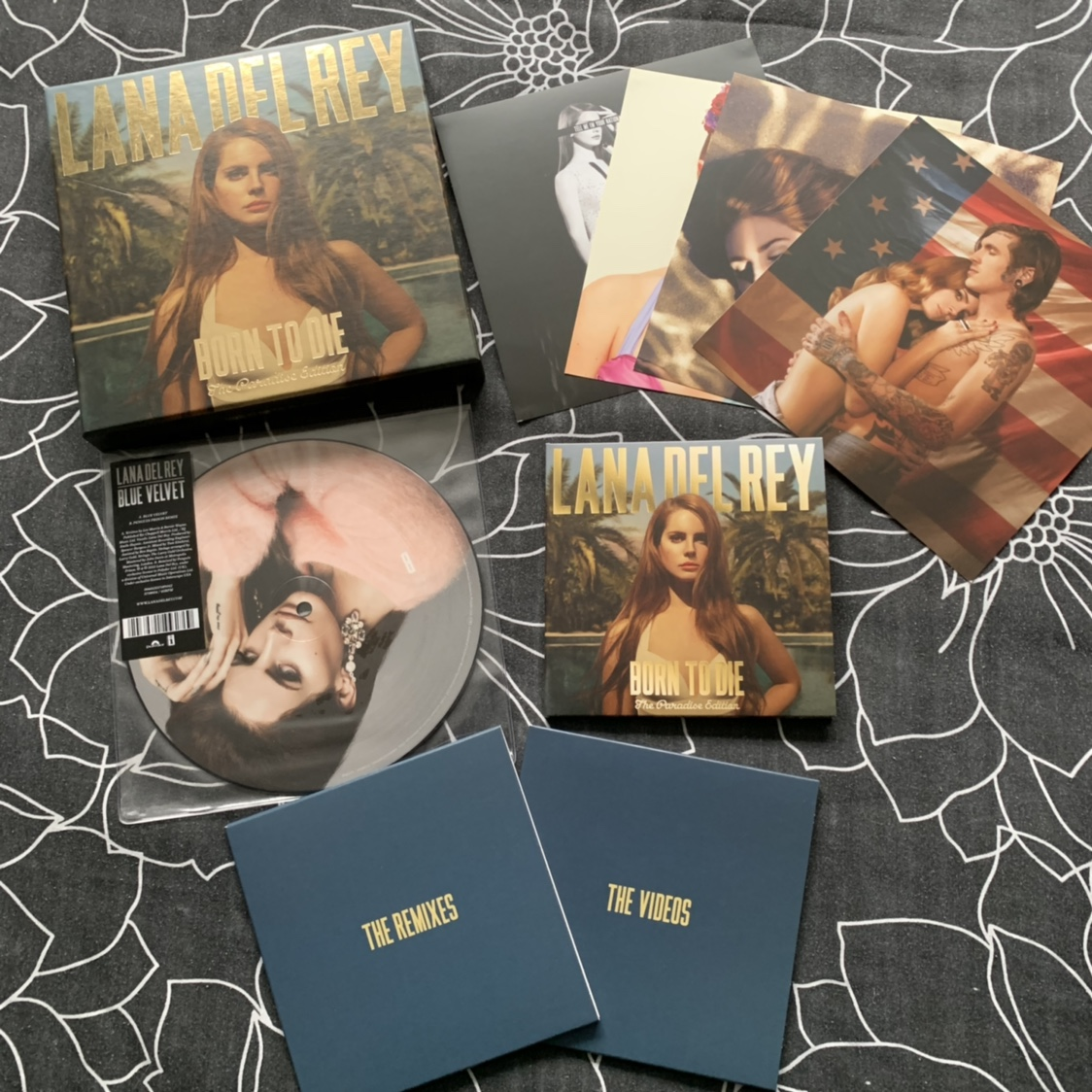 Lana Del Rey Born To Die The Paradise Edition Depop