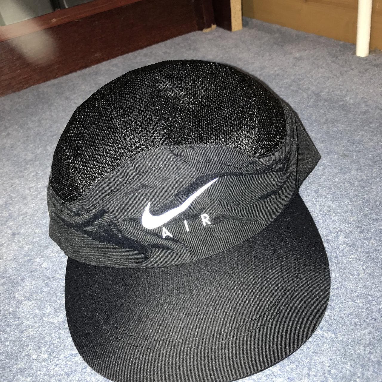 b328b38160b Supreme x Nike running hat. Brand new never worn! Going for - Depop