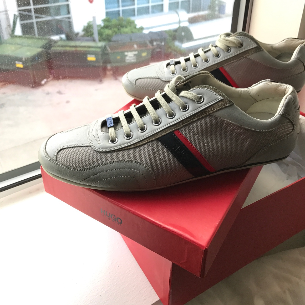 Hugo Boss Thatoz Sneakers comes in