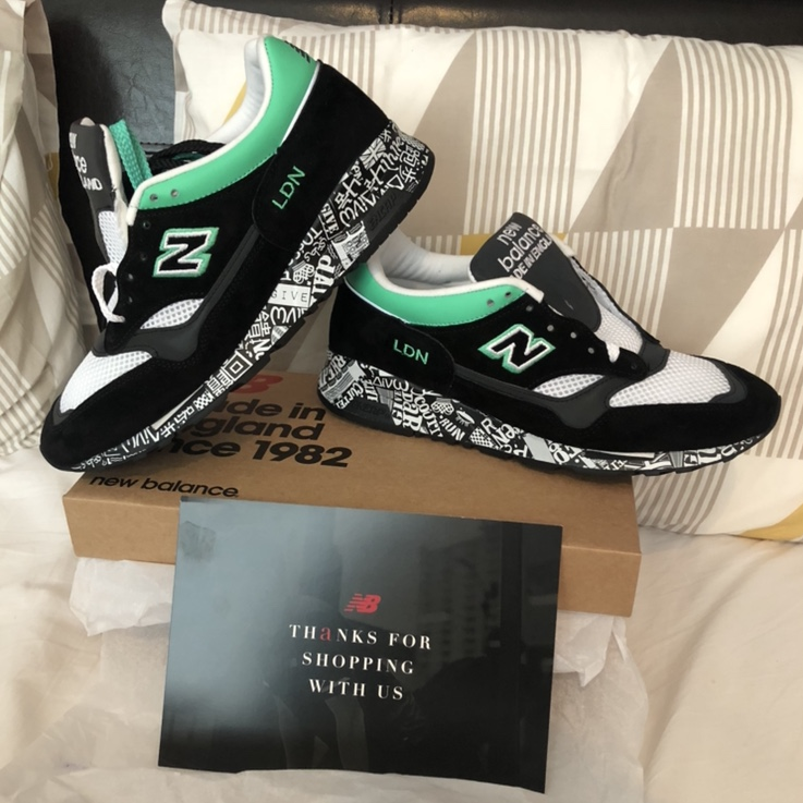 MESSAGE ME **LIMITED EDITION** New Balance 1500