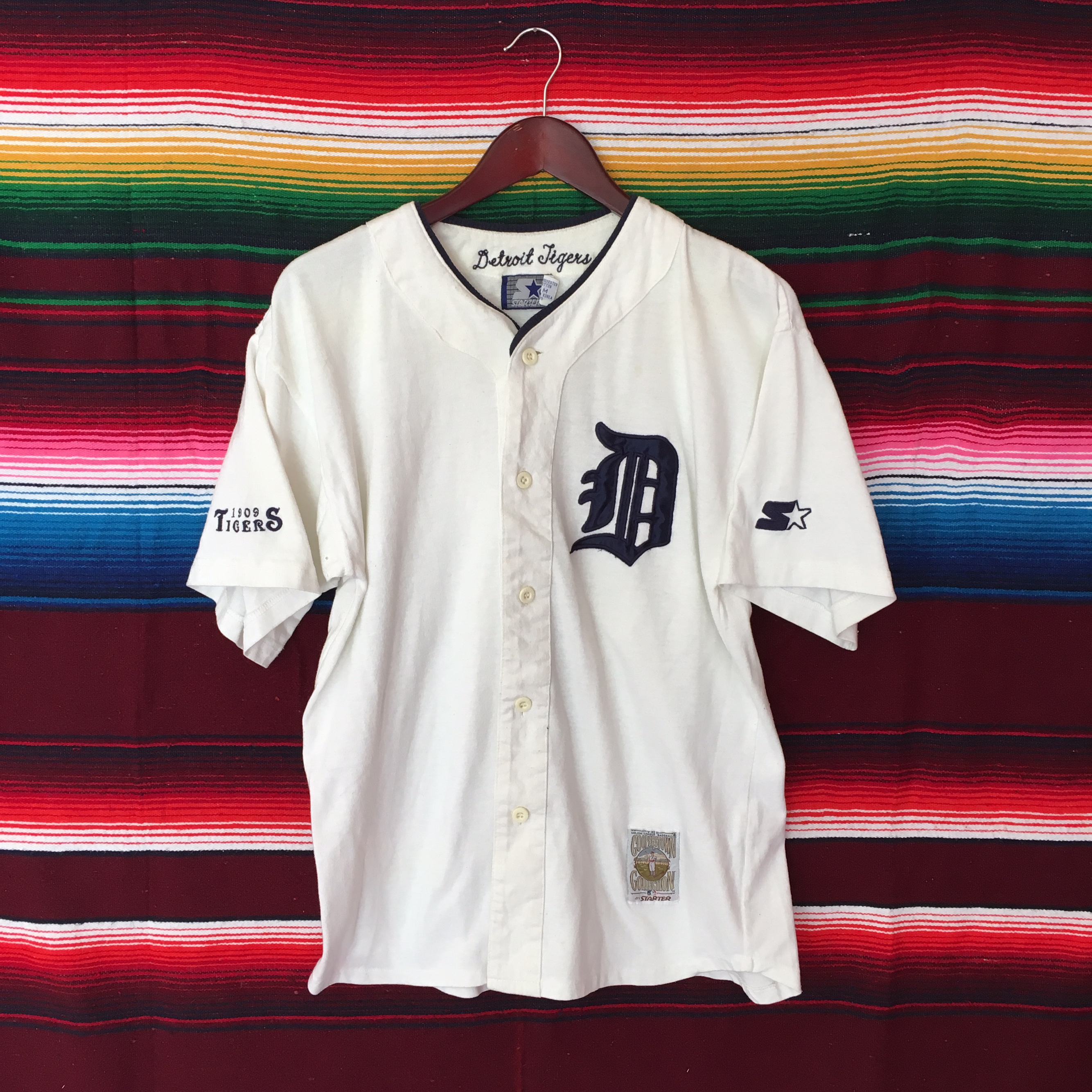 huge discount 97823 8678e 📦Free shipping📦 Vintage 1990s Detroit Tigers... - Depop