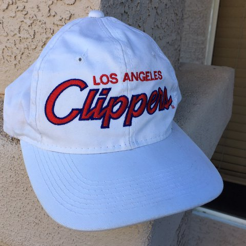 ff6bb96d49aa 📦Free Shipping📦 Vintage Los Angeles Clippers script Made - Depop
