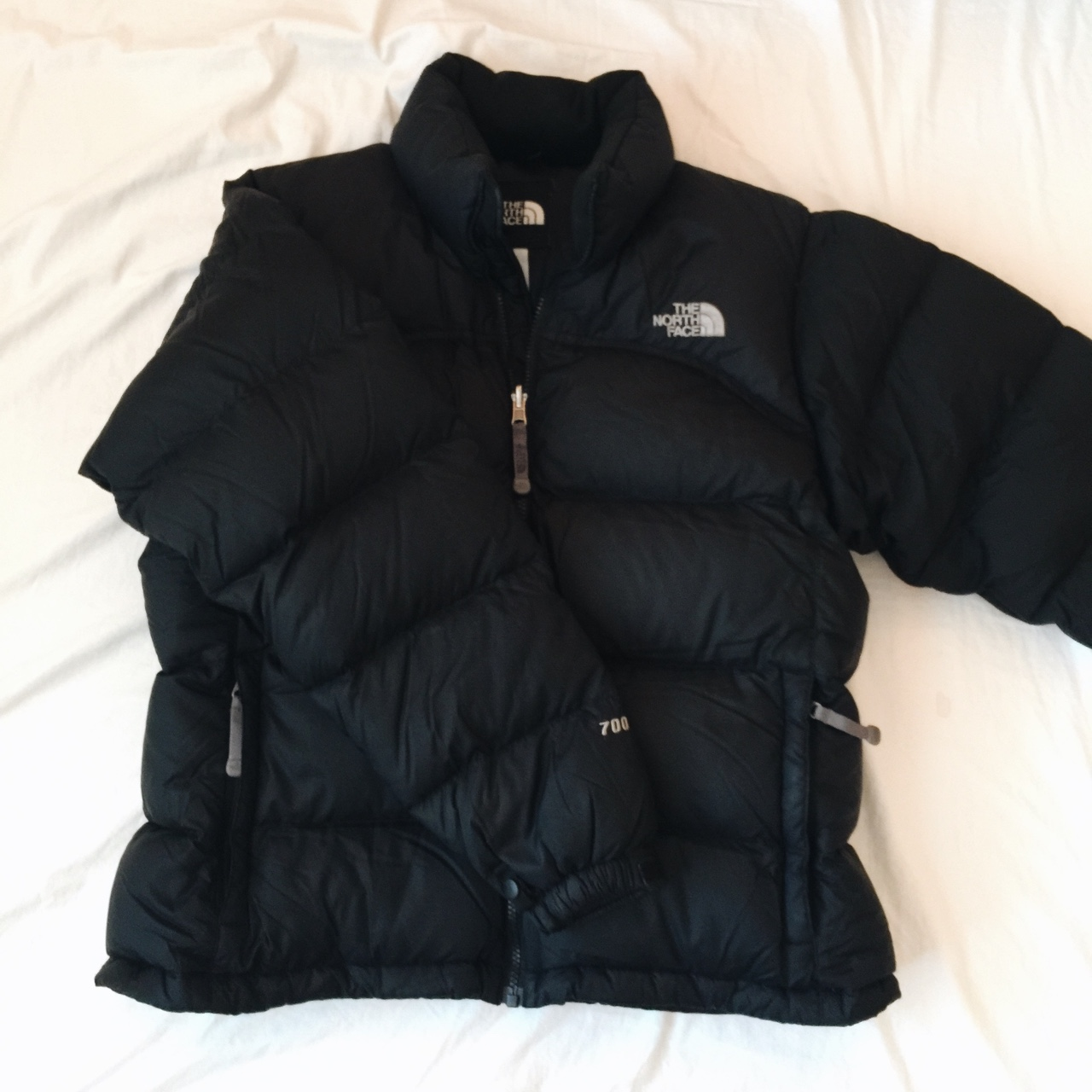 d2ff39afd The North Face 700 goose down fill puffer jacket,... - Depop