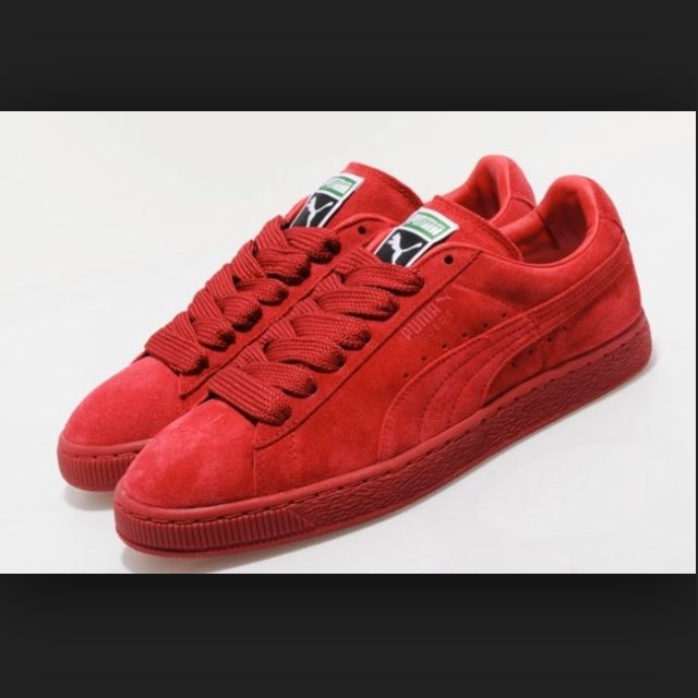 Size All Dead Stock Suede Limited uk Depop Puma Editions 9 Red 00qpH