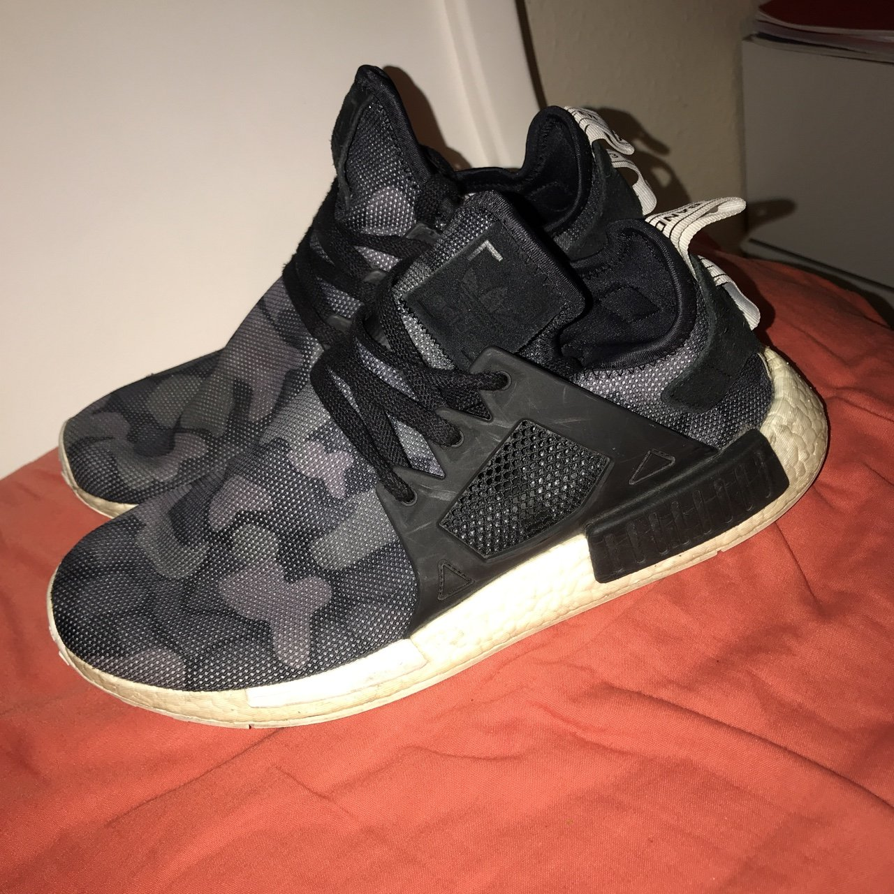 a70eb9258 NMD XR1 UK 9.5 8 10 condition Price negotiable so pm me - Depop