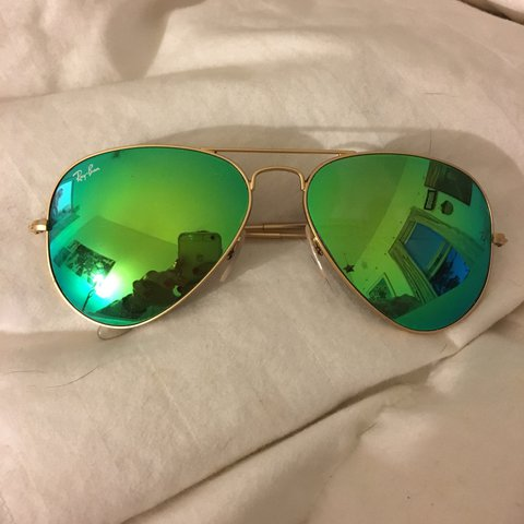 93367029a8879 These custom ray-bans are just no longer my style. They re - Depop