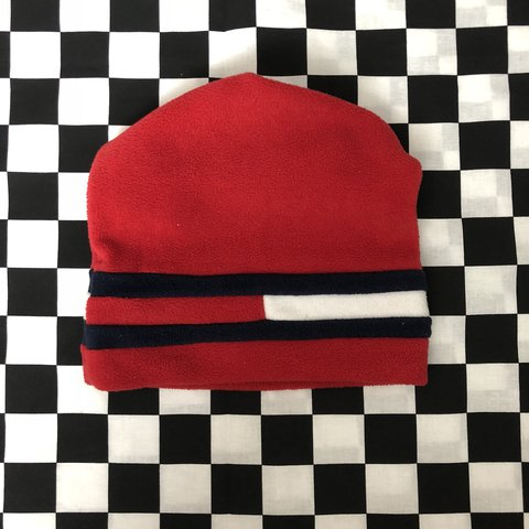139efd55eed473 @hmjoggers. last year. Elmira, United States. Tommy Hilfiger Winter Hat