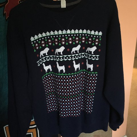 Dan And Phil Christmas Sweater.Dan And Phil Limited Edition Christmas Sweater The Depop