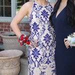 f4285a7d Size 4 Adrienne pappel sequins dress purchased at Macy's. up - Depop
