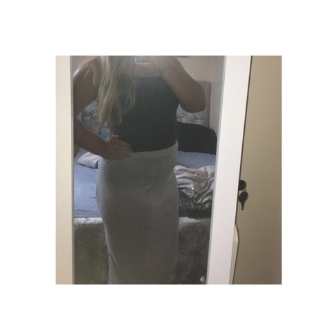 889e161a29 Maxi skirt from Tesco, bought for £20, bit too long for me x - Depop