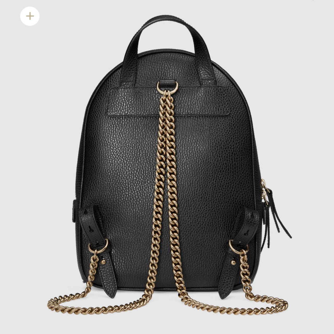Gucci Soho Chain Backpack In PERFECT condition worn once 72362715e51ac